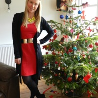 Christmas Day outfit!