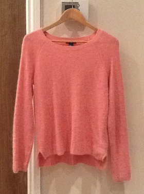 http://www.ebay.co.uk/itm/H-M-Pink-Salmon-Soft-Jumper-Size-L-Will-Fit-Size-10-12-/181086221107?pt=UK_Women_s_Jumpers_Cardigans&hash=item2a29947333