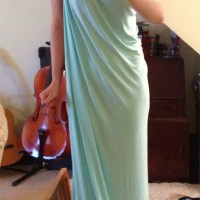 DIY Grecian Maxi Dress - simple 20 min tutorial!