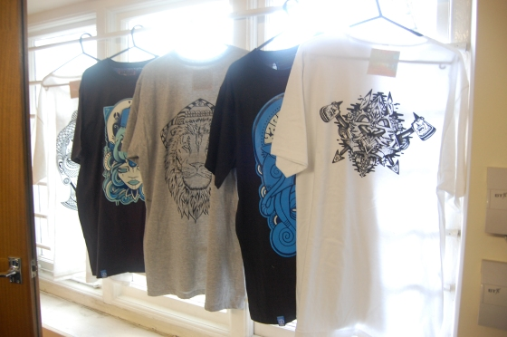 Karabu tshirts - available for sale!