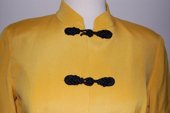 Yello Silk Tunic 006