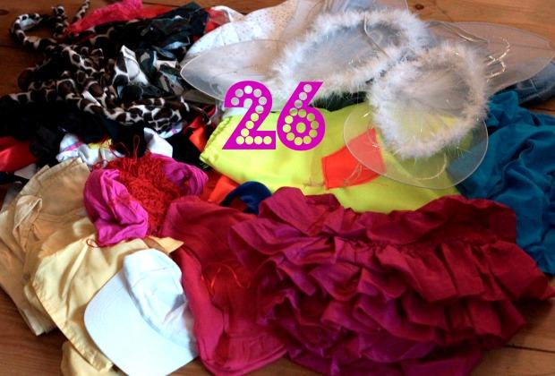 Declutter challenge Day 26