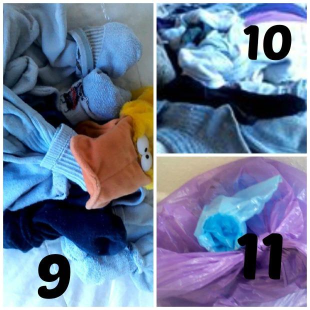 jane day 9-11 declutter challenge